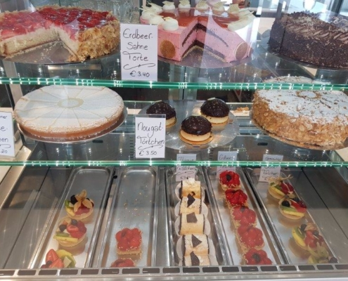 Kuchen und Torten zum Mitnehmen